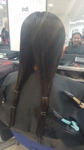 Don de cheveux pour association création perruques