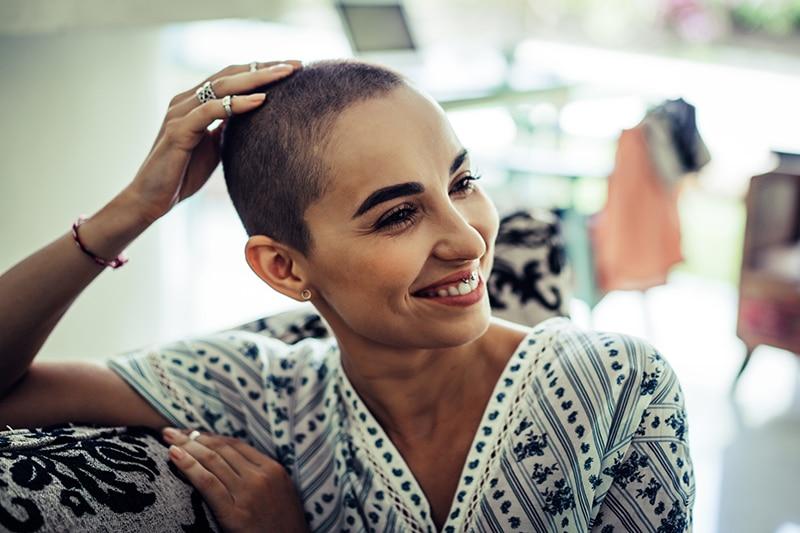 La repousse des cheveux après la maladie
