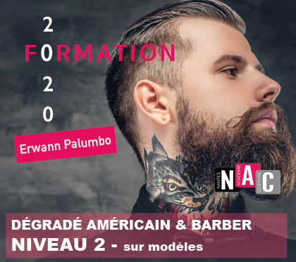 Formation Full Barber - Perfectionnement