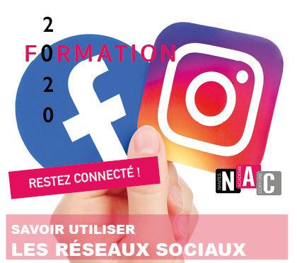 Formation Digitale - Réseaux sociaux