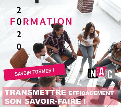 Formation transmission du savoir - Niv. 2