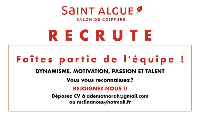 Stages, alternance, emplois Nantes Académie Coiffure