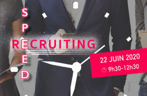 Inscriptions Speed Recruiting 22 juin 2020 Nantes Académie Coiffure