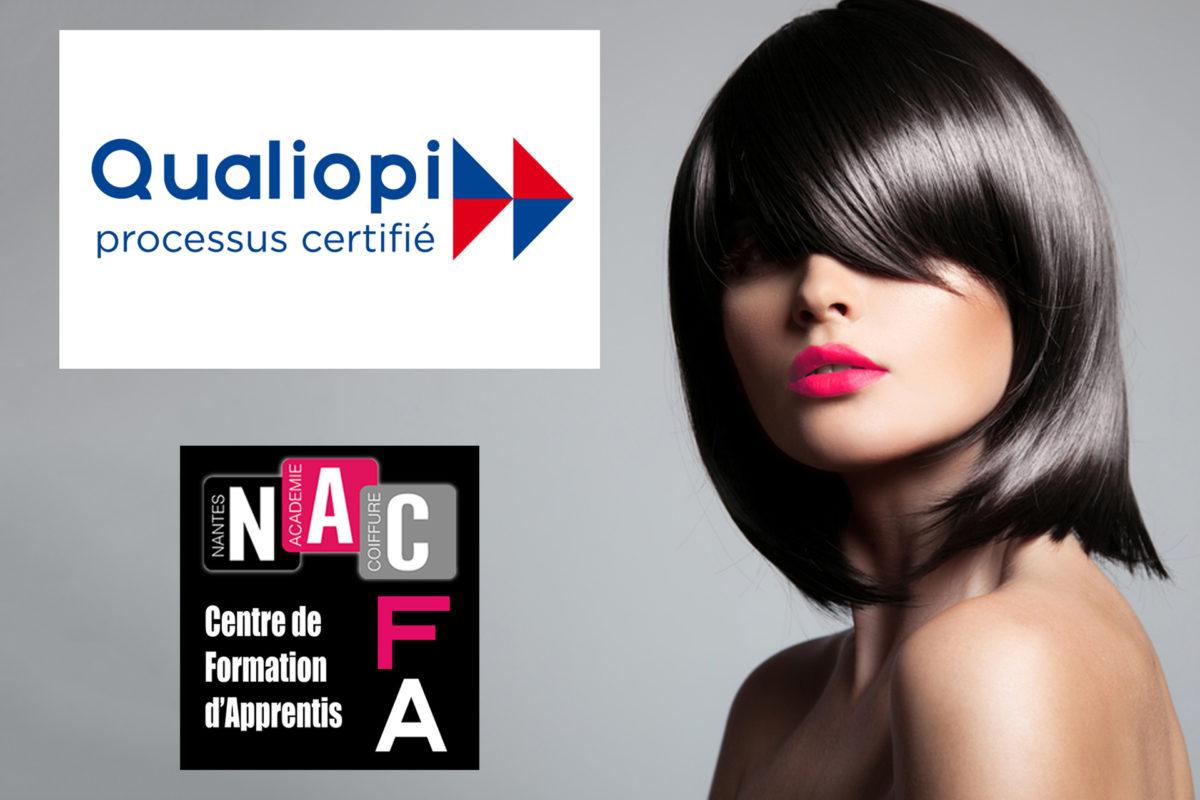 nantes academie coiffure certifié QUALIOPI